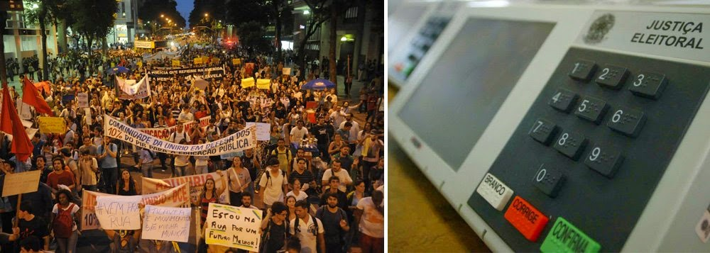 Plebiscito: até que ponto a voz do povo deve e pode ser ouvida?