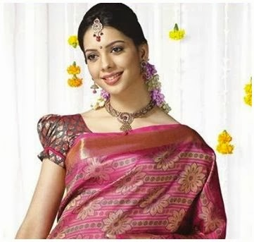 WEDDING SAREE BLOUSE