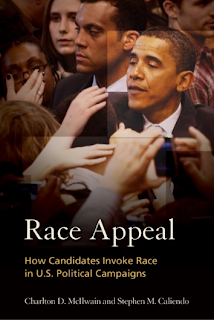 Race Appeal: How Candidates Invoke Race in U.S. Political Campaigns