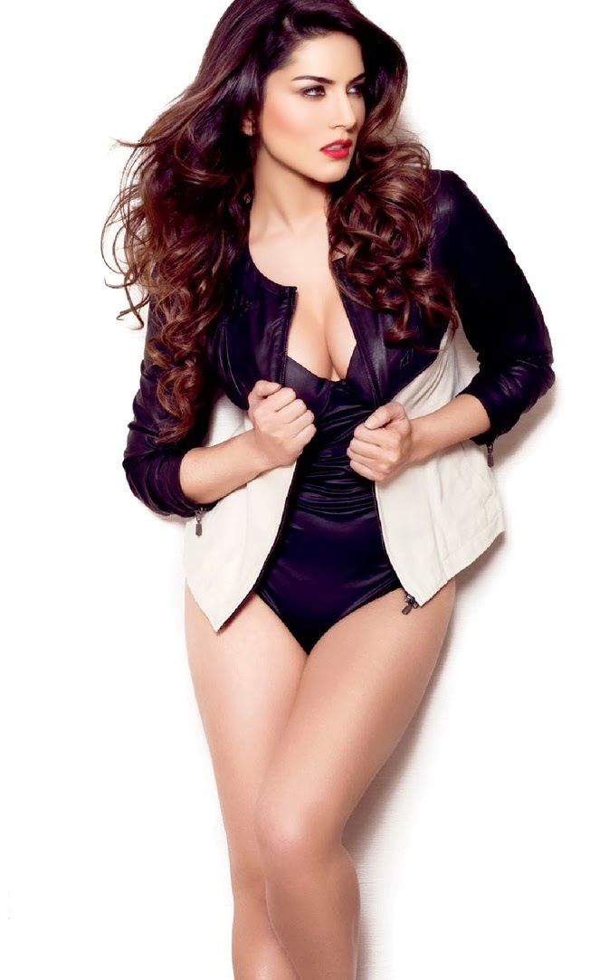 Sunny Leone Hot Photos in Maxim India Magazine