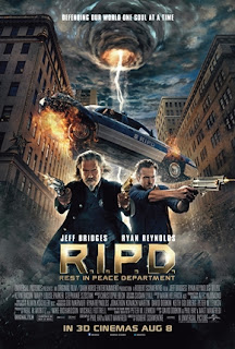R.I.P.D. Full Movie 2013 Watch Online English Movie Free Poster