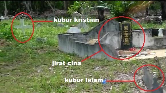 Tanah Perkuburan di Malaysia Yang Aneh