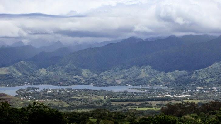 Baie de Phaeton - Tahiti