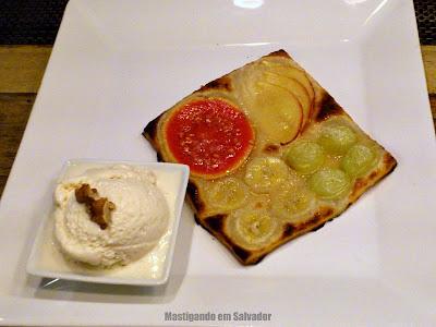 Speciali Pizza Bar: Sfogliata di Frutta