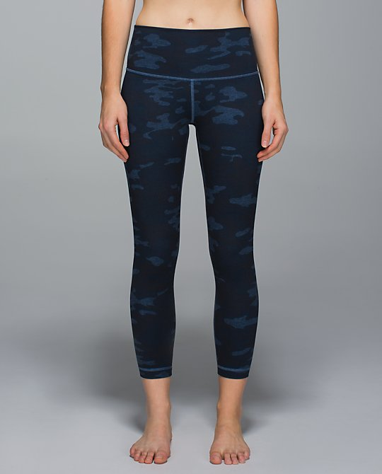 lululemon oil slick blue lotus camo high times