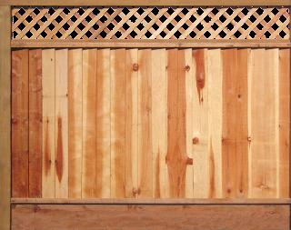 Деревянный забор. Фото 111