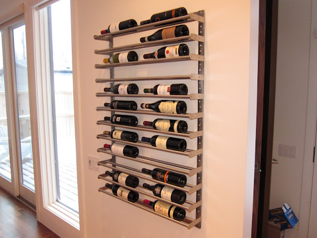 Grundtal Wine Rack