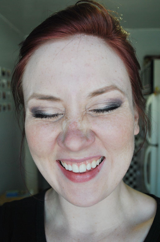 makeup photo a day
