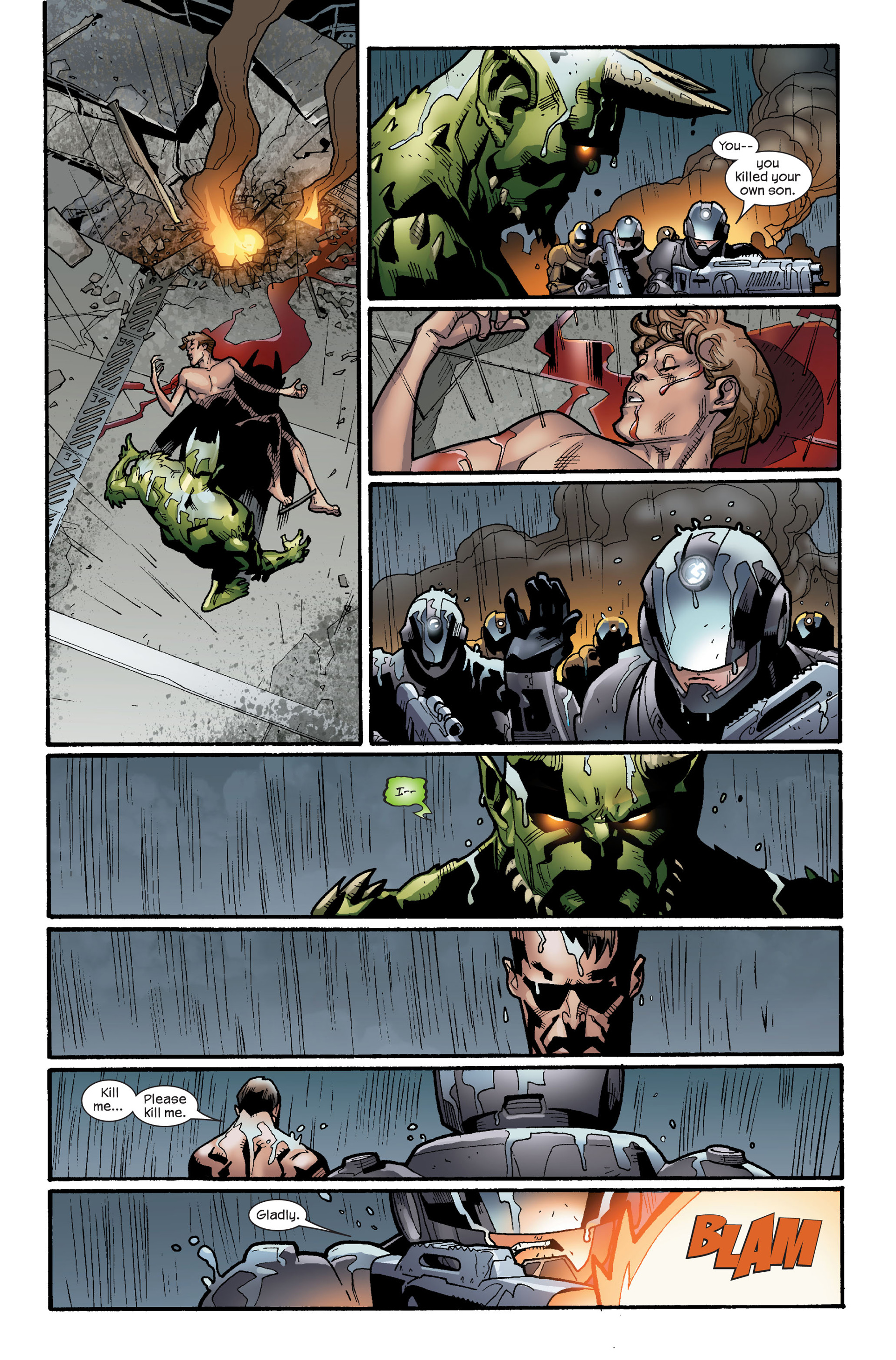 Ultimate Spider-Man (2000) Issue #117 #121 - English 17
