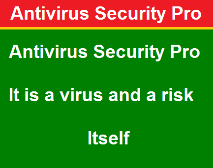 Dangerous Malware Antivirus Security Pro-Symptoms, actions and removal method