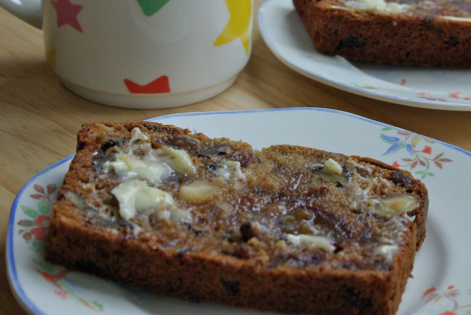 how to make sultana butter cake