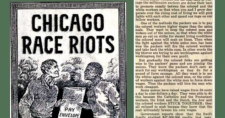 an overview of the racism in chicago of the united states History of racism and immigration time line key events in the struggle for racial equality in the united states 1790: naturalization act of 1790.