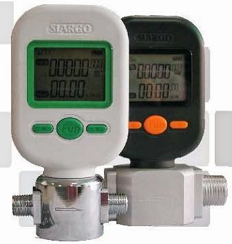 mass gas flow meter