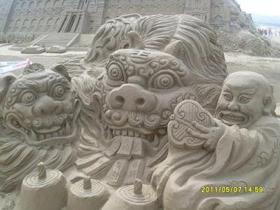 2011 福隆 沙雕藝術季
