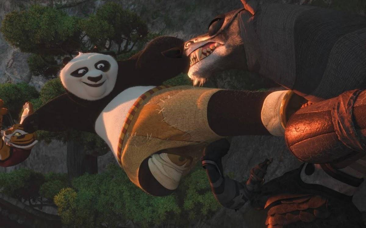 2011 Kung Fu Panda Movie Widescreen Wallpaper 3