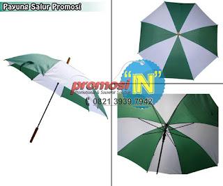 bikin payung salur online, pesan payung salur sablon, buat payung salur promosi, order payung salur souvenir