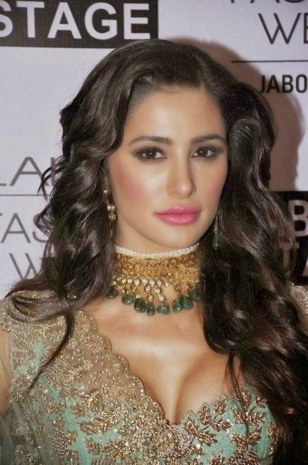 Nargis Fakhri at LFW Winter/Festive 2014