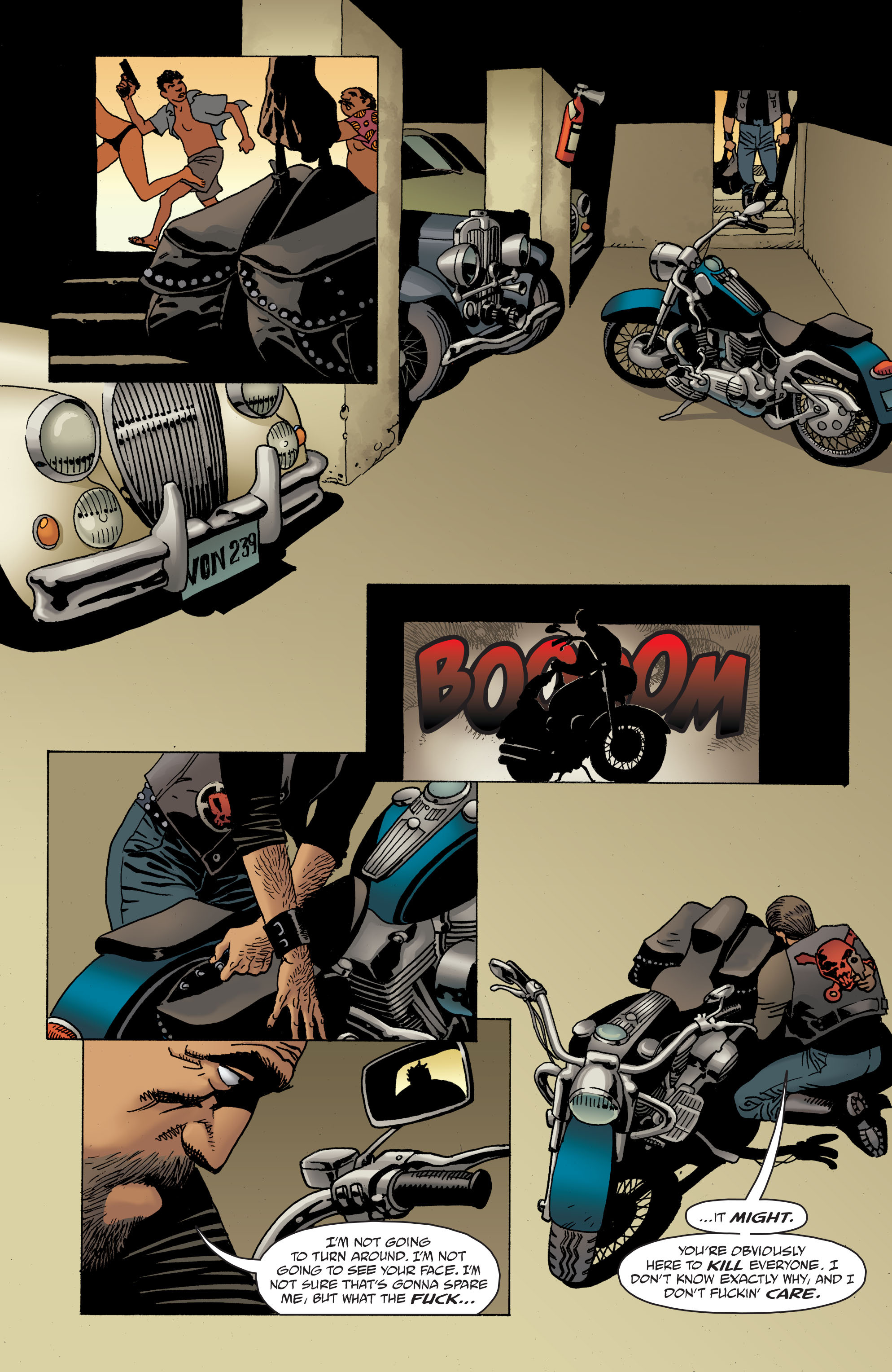 100 Bullets: Brother Lono Full Page 175