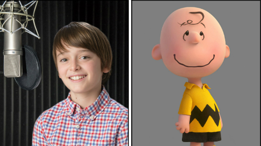 Meet the kids behind of the voices of Charlie Brown and friends.