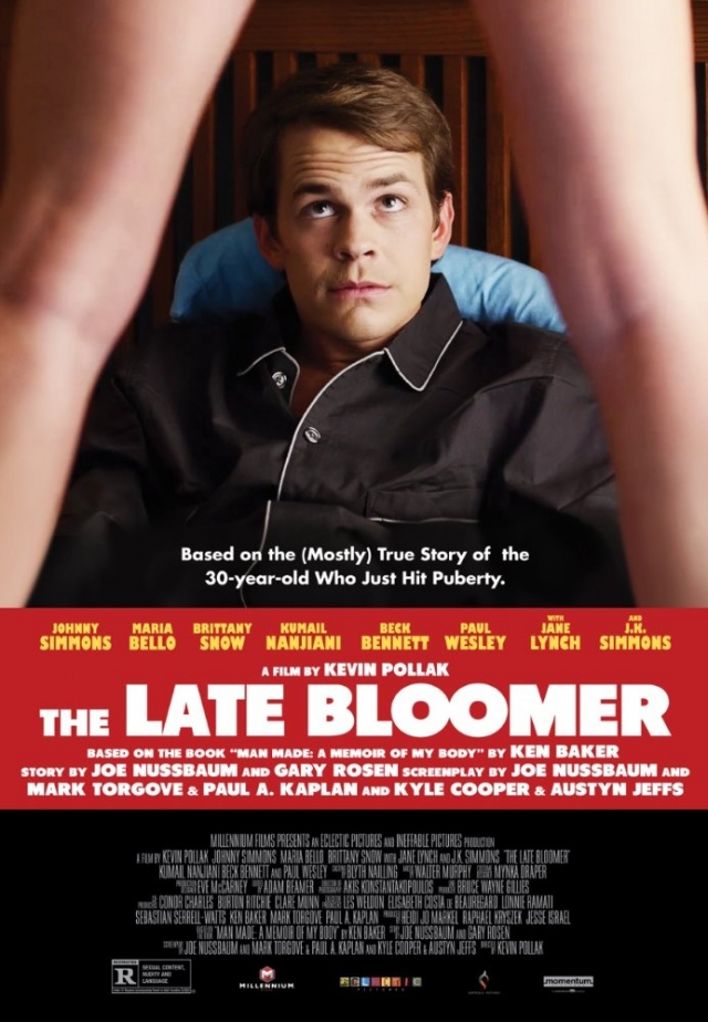 Dậy Thì Muộn - The Late Bloomer (2016)