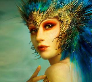 princesa de las aves