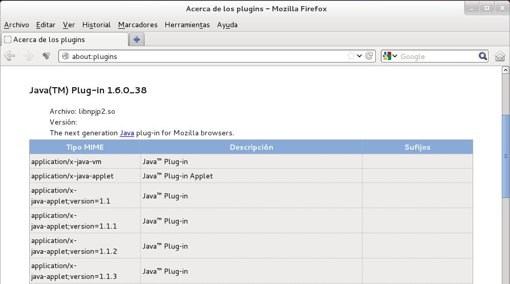 TUX FEDORA BLOG @@@@: C�mo instalar Java 6 JRE/JDK de Sun ...
