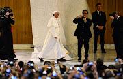 Ha sido la primera audiencia pública del Papa Francisco y se la ha concedido .