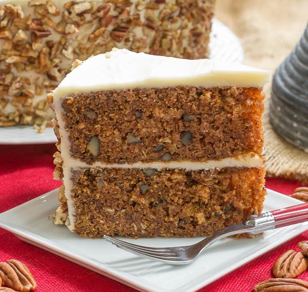 Top Ten Carrot Cake Recipes
