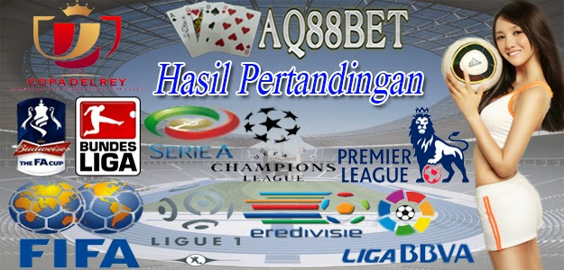 Agen Bola Indonesia - Hasil Pertandingan 6 November 2014