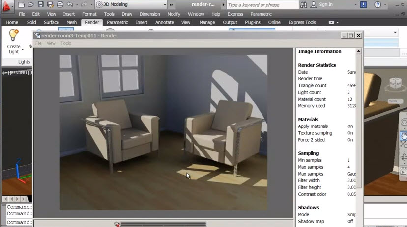 Render3d Example How To Set Image Path For The Real Hand