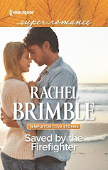 Saved By The Firefighter - available now!