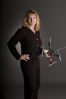 Missy Cummings, Scientist working on Drone