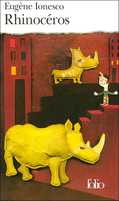 Vendredi : Rhinocéros