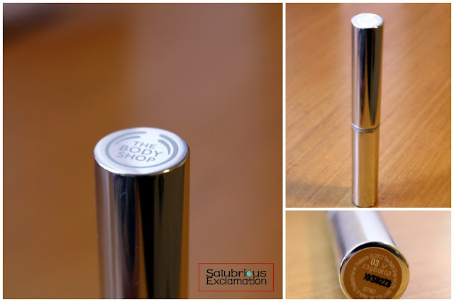 Salubrious Selection: The Body Shop All-In-One Concealer