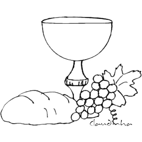 cordeirinhos de cristo santa ceia
