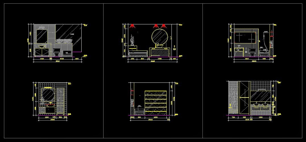 Cad Drawings Free Download Bathroom Blocks Cad Drawings Download