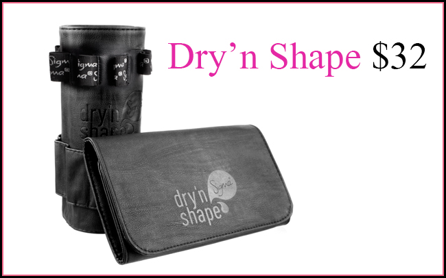 sigma dry'n shape