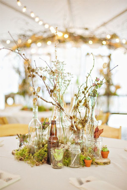 rustic wedding decorations for sales