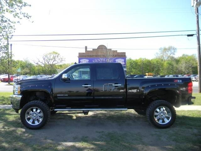 2012 Chevy Silverado 2500HD Diesel Rocky Ridge Lifted Truck