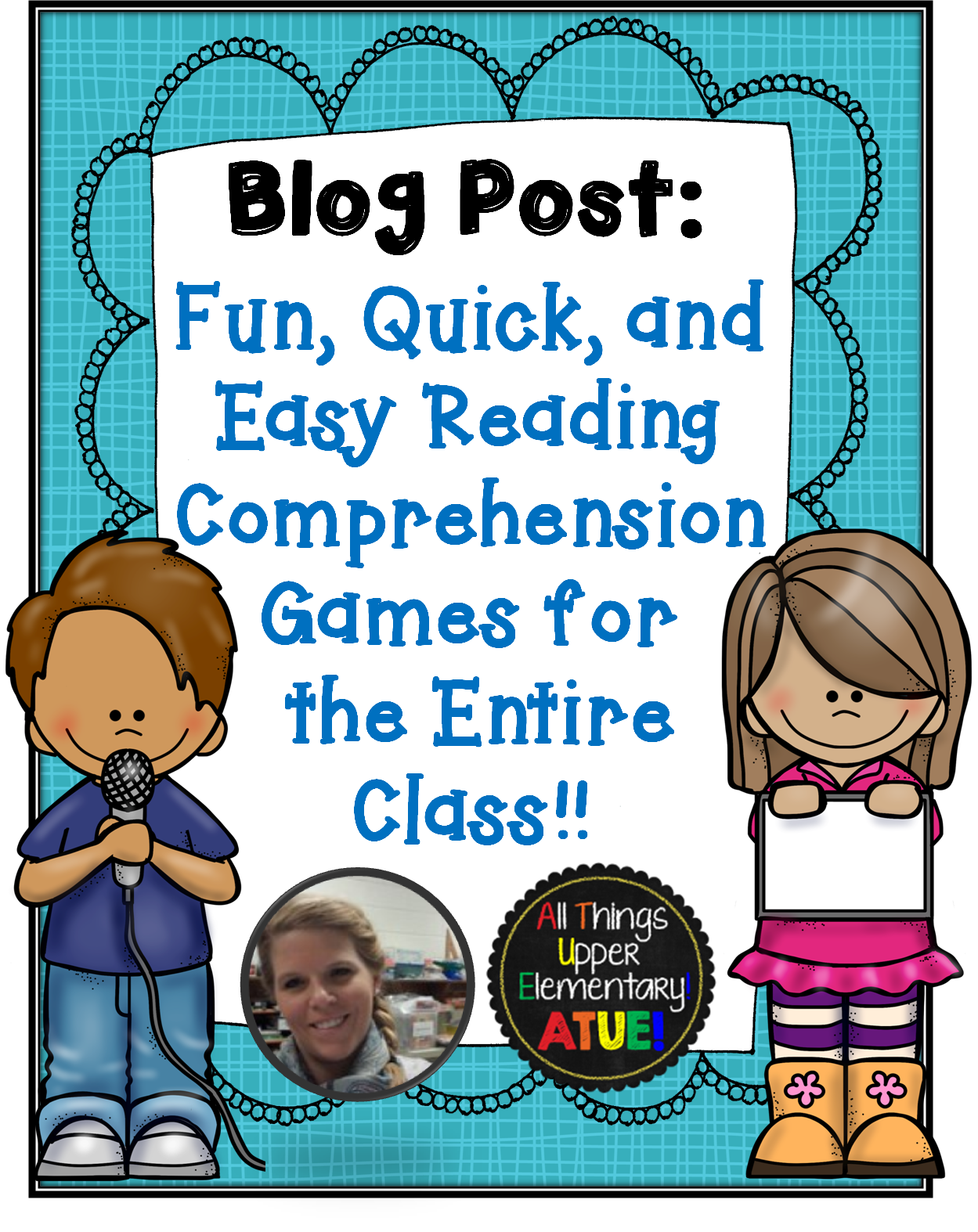 Fun, Quick, and Easy Reading Comprehension Games for the Entire ...