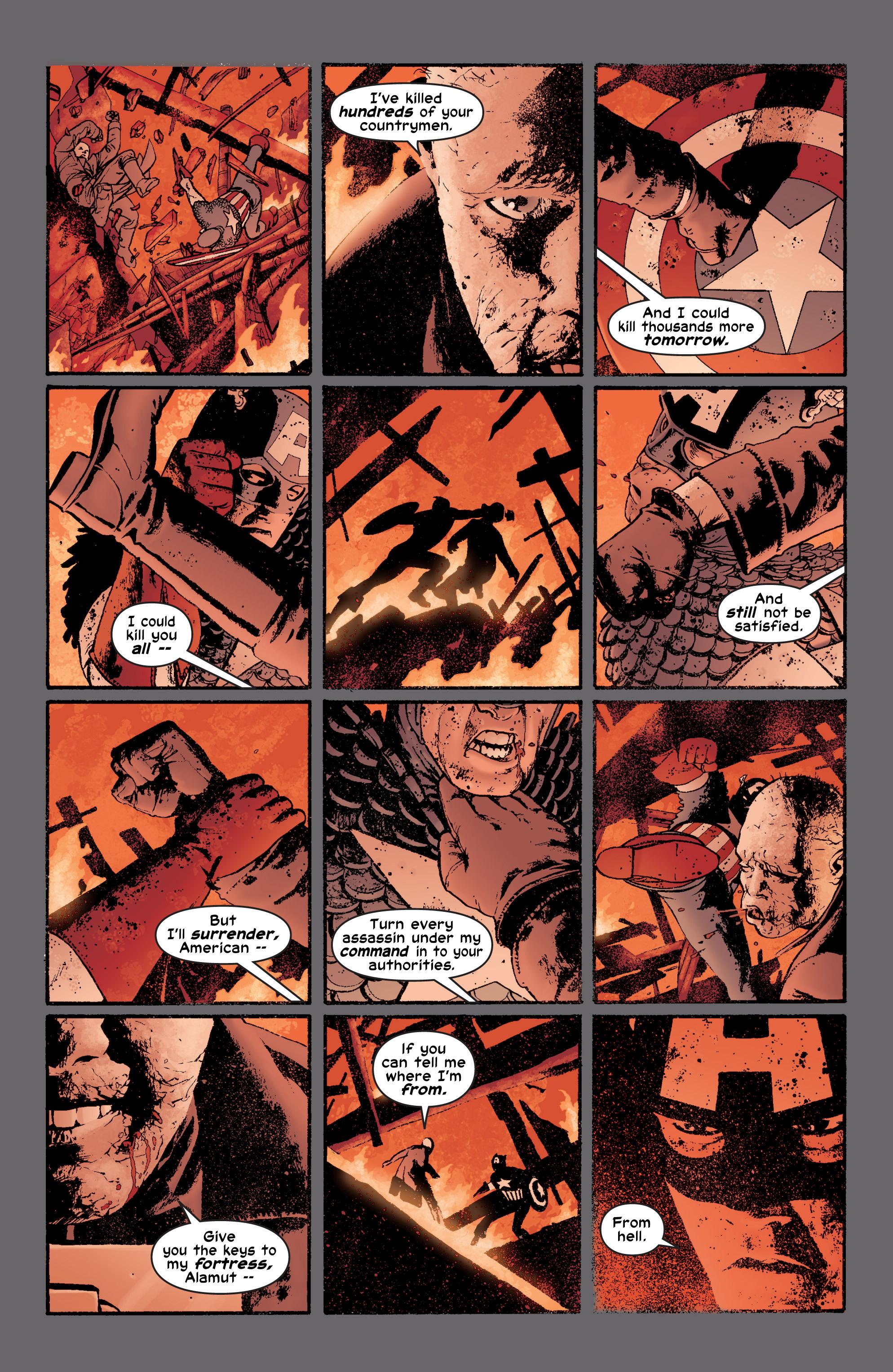 Captain America (2002) Issue #6 #7 - English 17