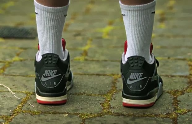 The main piece of Mise-En-Scene that is visible throughout the music video  is the shoes that the characters in the narrative wear. Brands such as Nike,  ...