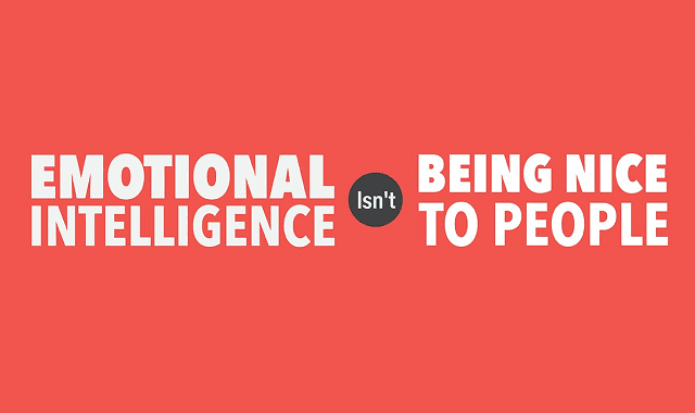 Emotional Intelligence Isn't Being Nice to People
