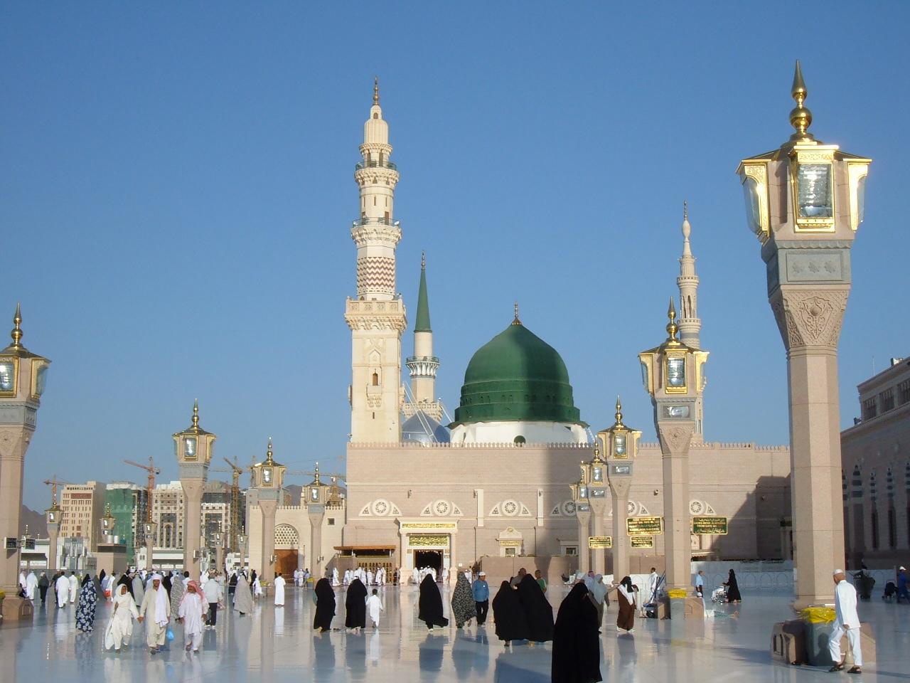 Images Of Masji... Masjid Al Nabawi Hd