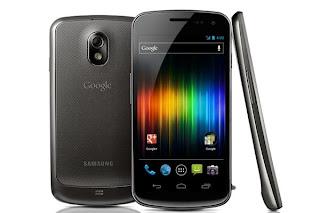 Spesifikasi Samsung Galaxy Nexus