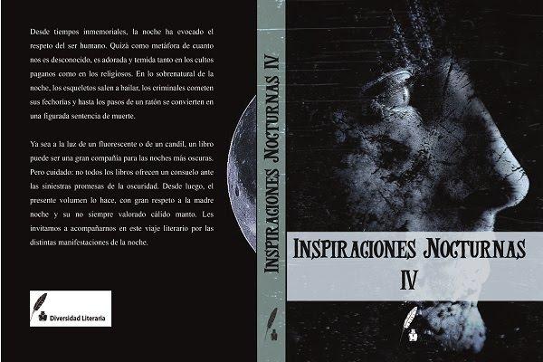 ANTOLOGÍA INSPIRACIONES NOCTURNAS IV
