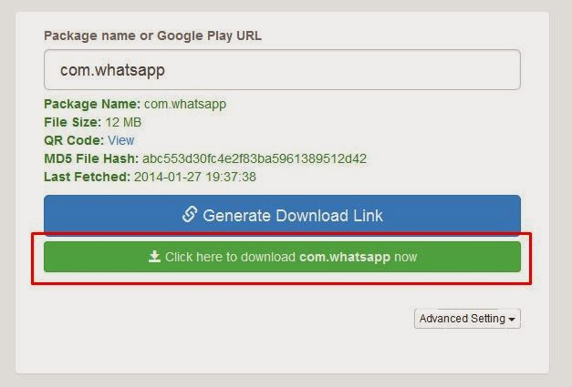 Tips Mendownload APK dari Google Play melalui Komputer