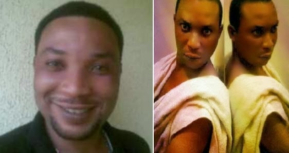 nollywood actor dies gay partner