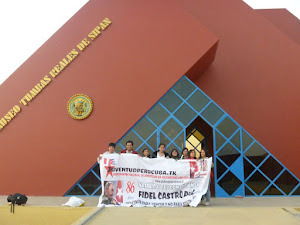 COORDINADORA NACIONAL DE JUVENTUDES PRESENTE EN CHICLAYO!!!