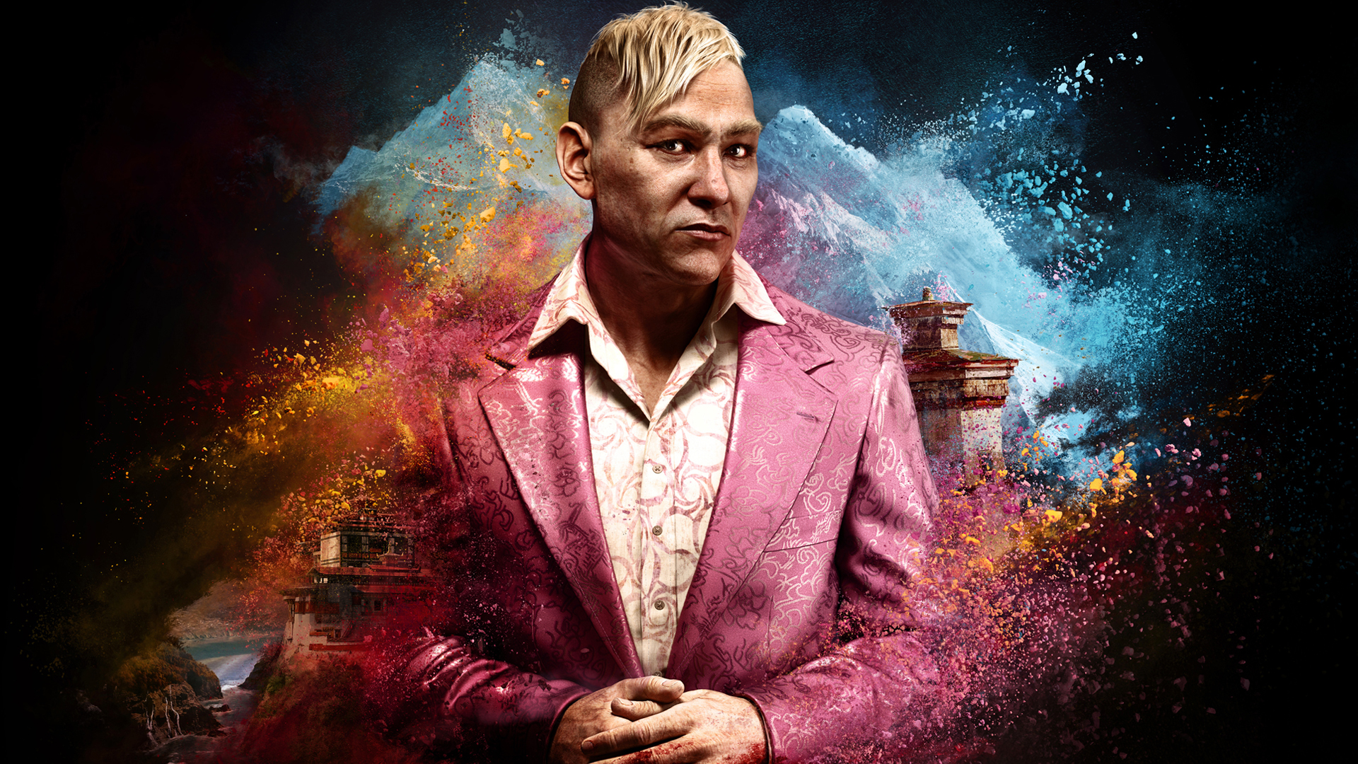 king pagan min in far cry wallpapers - King Pagan Min in Far Cry 4 Wallpapers HD Wallpapers